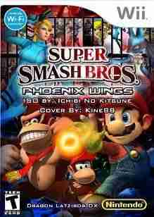 Descargar Super Smash Bros Brawl [MULTI2][Phoenix Wings 2.1] por Torrent